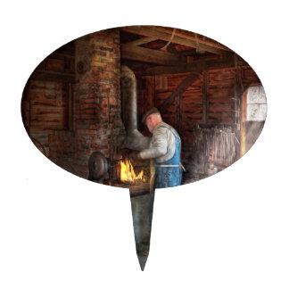 Herrero - la importancia del herrero decoraciones para tartas