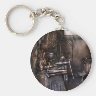 Herrero - la tienda del herrero llavero redondo tipo pin