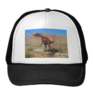 Herrersarus Dinosaur Trucker Hat