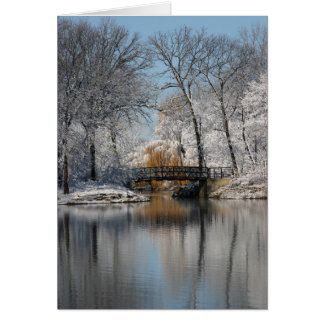 Herrick Bridge Greeting Cards