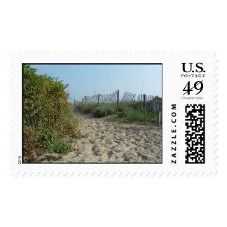 Herring Cove beach Postage