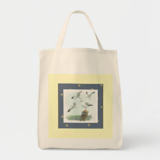 Herring Gull Cottage Tote