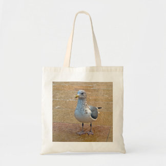 Herring Gull Tote Bag