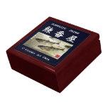 Herring turn house! Herring GYOTAKU JAPAN < Cobalt Keepsake Boxes
