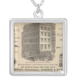 Herring's Patent Champion Safes Necklaces