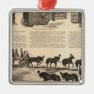 Herring's Patent Champion Safes Christmas Ornaments
