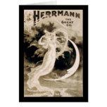 Herrmann el gran Co. Felicitación