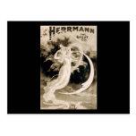 Herrmann el gran Co. Postales