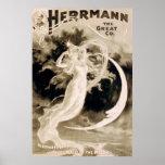 Herrmann el gran Co. Posters