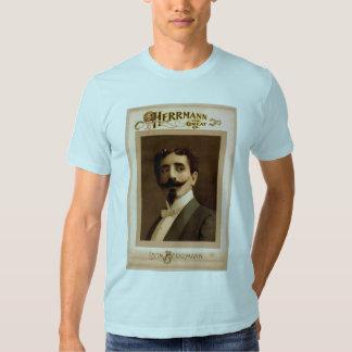 Herrmann,  'Leo Herrmann' Vintage Theater T Shirts