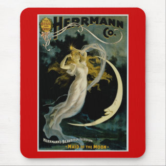 Herrmann ~ Maid of the Moon Mouse Pad