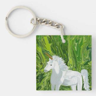Herron's Horn Unicorn Keychain