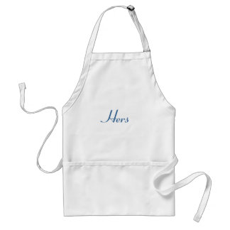Hers Adult Apron