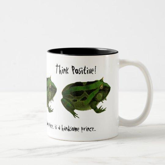 (Hers) Handsome Prince Frog Mug