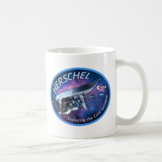 Herschel Space Observatory Coffee Mug