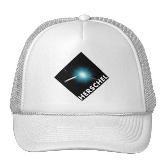 Herschel Space Telescope Mission Patch   Trucker Hat