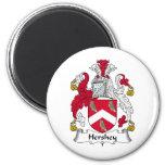 Hershey Family Crest Fridge Magnets