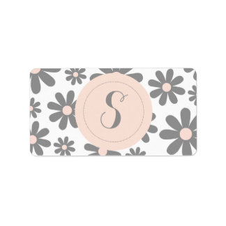 Hershey Nugget Wrapper - Blush Blooms Labels