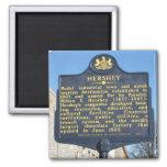 Hershey Pennsylvania Travel Photo Souvenir Magnets