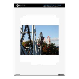 Hersheypark Roller Coasters Decals For iPad 3
