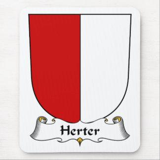 Herter Family Crest Mouse Pad