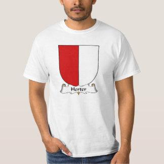 Herter Family Crest Tshirt