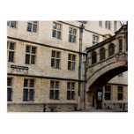 Hertford Bridge (aka Bridge of Sighs), Oxford Postcards