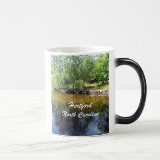 Hertford, North Carolina Magic Mug