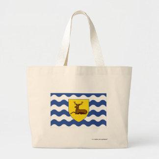 Hertfordshire Flag Jumbo Tote Bag