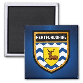 Hertfordshire Flag Magnet