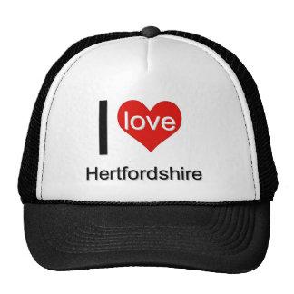 Hertfordshire Trucker Hat