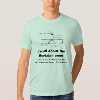 Hertzian Cone T Shirt