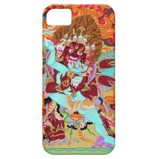 Heruka Buddhist Deity iPhone 5 Case
