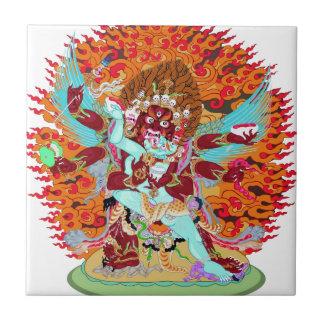 Heruka Buddhist Deity Tiles
