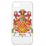 Herve Family Crest iPhone 5C Cover