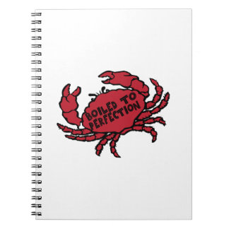 Hervido a la perfección cuaderno