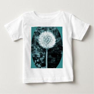 Herz blume heart flower baby T-Shirt