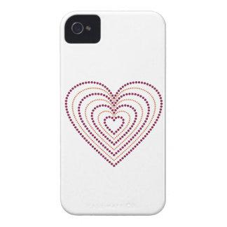 Herz heart iPhone 4 Case-Mate hüllen