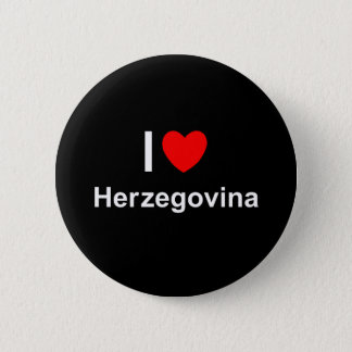 Herzegovina Pinback Button