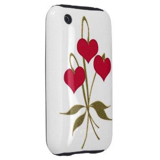 Herzerlstrauß iPhone 3 Tough Covers