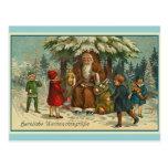 Herzliche Weihnachtsgrüße Post Cards