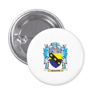 Herzog Coat of Arms - Family Crest Button