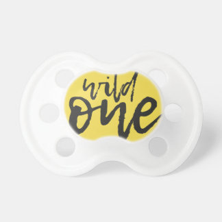 He's A Wild One BooginHead® Pacifier