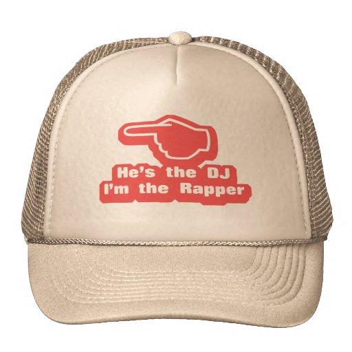 Hes DJ Im el golpeador Gorros
