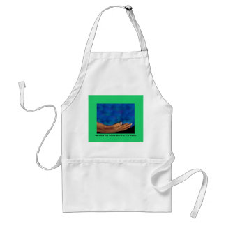 He's Got the Whole World in His Hands Apron