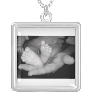 He's Got the Whole World in His Hands Necklace - 1