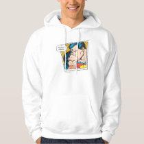 He's my hero hoodie