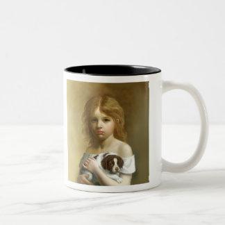 He's Not for Sale Two-Tone Coffee Mug