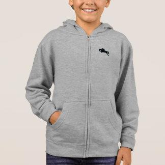 He's not just my horse.. Kids Sweatshirt