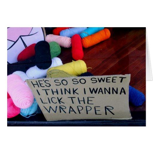 make me wanna lick the wrapper head shots